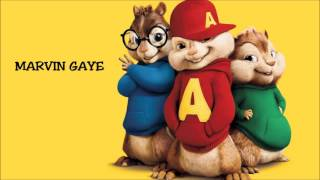 MARVIN GAYE  -  CHIPMUNKS AND CHIPETTES  (Charlie Puth feat. Meghan Trainor)