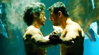 John Abraham Vs Vidyut Jamwal - Shirtless Fight