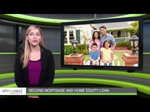 Second Mortgage vs Home Equity Loan