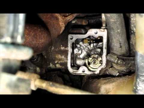 Replacing a Polaris Throttle Cable