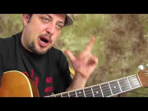 3 must know Acoustic Blues Chord Tricks
