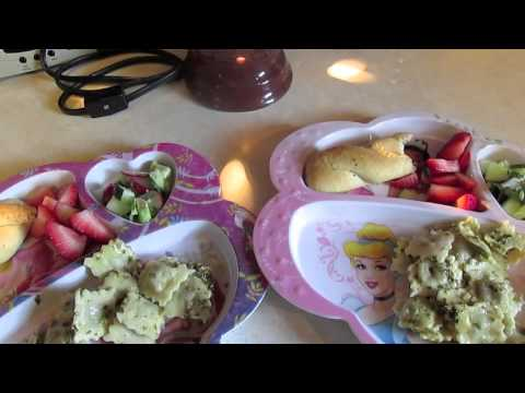 A week of toddler dinners!