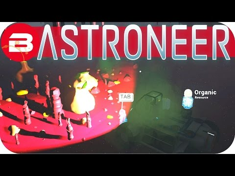 Astroneer Gameplay - AMAZING DEATH DEFYING ACTS #16 Let's Play Astroneer