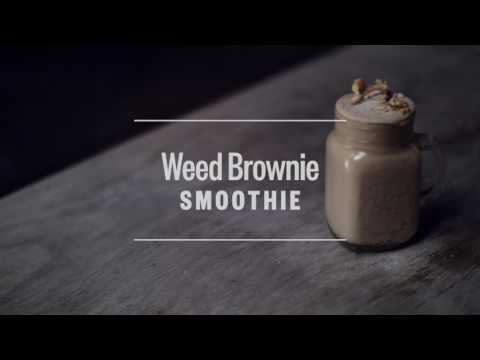 How To Make An Illegal Brownie Smoothie