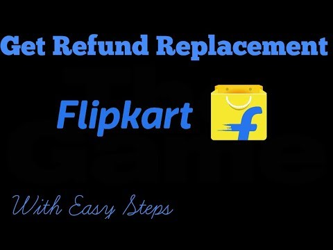 How To Get Refund,Replacement  From Flipkart with easily Full process in Hindi Urdu By Tech Aariz