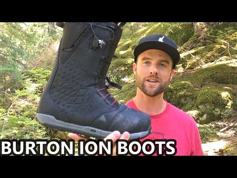 Burton Ion Snowboard Boot Review
