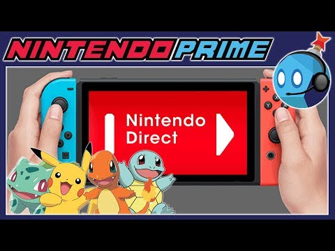 Nintendo Direct Discussion, + How Can Pokemon Win Us Back | Nintendo Prime Podcast Ep. 55