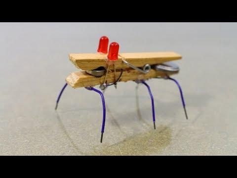How to Make a Mini Robot bug