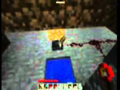 Minecraft piston elevator in beta 1.7.3