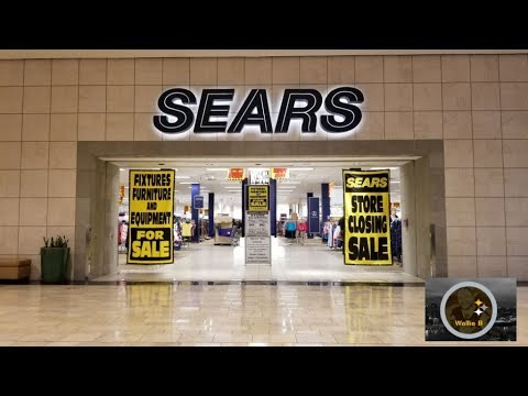 Sears Closing At Ross Park Mall In Ross Township, PA Update #1