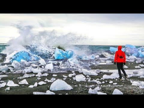 Iceland South Coast and Jökulsárlón Lagoon Tour