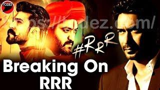 RRR Trailer Teaser Update   #RRR RamCharan, AjayDevgn, JRNtr, RajaMouli