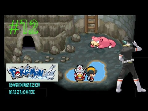 Pokemon Soul Silver Randomized Nuzlocke Episode 12- Slowpokes and Slowking?