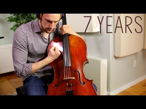 7 Years - Lukas Graham Cover (Cello + Piano) - Brooklyn Duo
