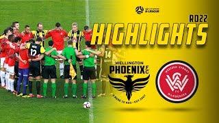HIGHLIGHTS | Wellington Phoenix Vs Western Sydney Wanderers