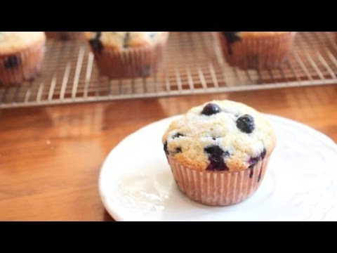 Blueberry Muffins | SweetTreats