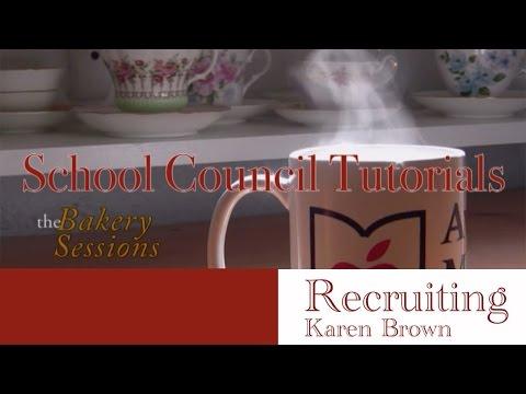 School Council Tutorial  RECRUITING