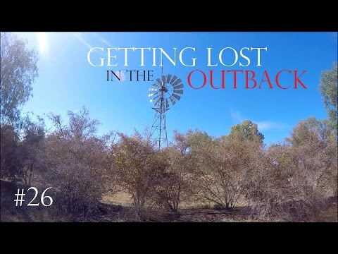 WE GET LOST IN THE OUTBACK✔AUSTRALIA ADVENTURE - Worldtravel VLog#26 -Travelling OZ - Weltreise