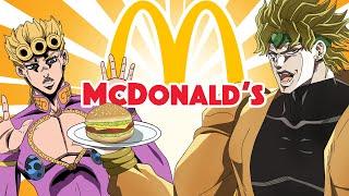 Giorno & DIO Go to McDonald's - EPISODE 1 HD 2020