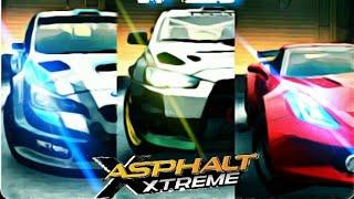 Asphalt Xtreme: Category Rally   Comparison   Class S   Lvl 50
