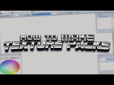 How to Make Texture Packs #1: The Basics