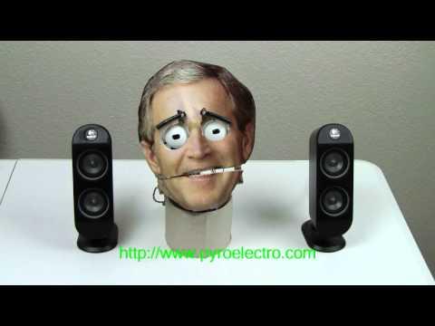 Animatronic Presidents - Who Is Who?