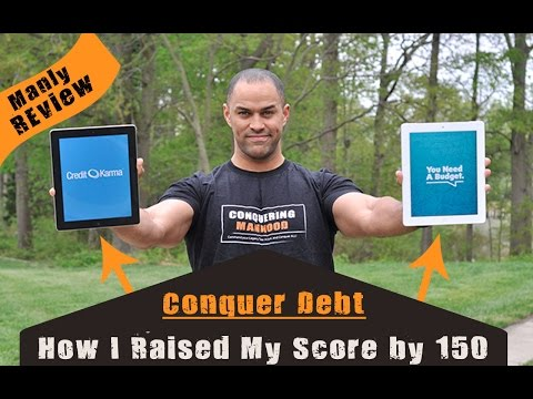 Conquer Debt With Credit Karma And You Need A Budget Review