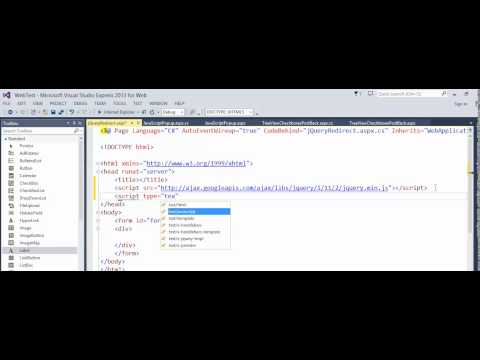 jQuery  - Redirect -  How to redirect page using jQuery