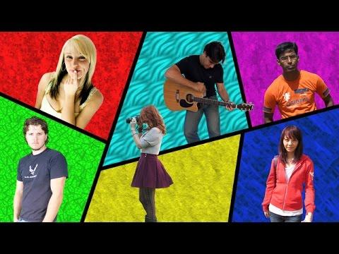 Tutorial Photoshop CS6 - Creative Collage