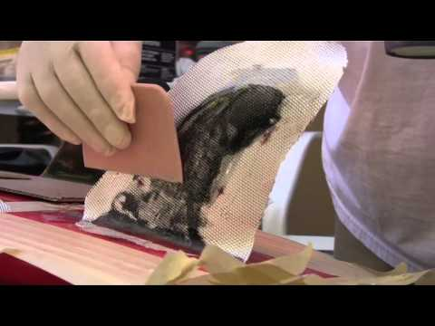 How to Glass a Surfboard Fin