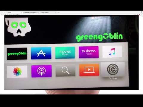 How To Jailbreak Apple TV 4 with GreenGoblin