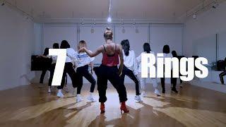 (분당/성남/야탑 댄스학원)   Ariana Grande - 7 rings  |  choreo by Waack-B