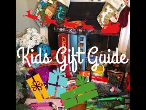 What We Got Our Kids for Christmas 2017 | Christmas Ideas for Boys and Girls | Gifts For Teen Boys