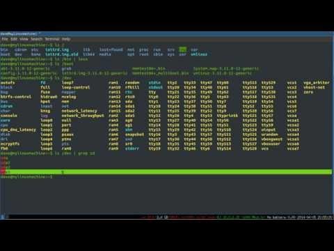 Linux Sysadmin Basics -- 7.1 Filesystem Layout