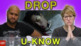 "U-KNOW ""DROP"" • Fomo Daily Reacts"