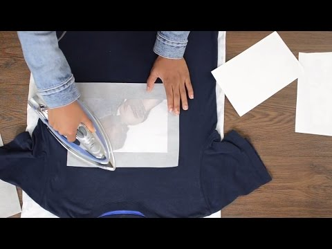 How To: EASY CUSTOM DIY GRAPHIC PRINT TEES!