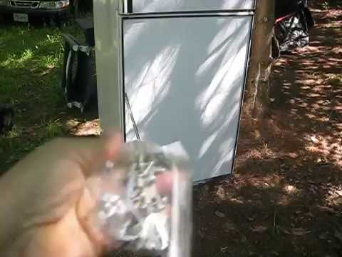Fridge Smoker - Quick overview for converting
