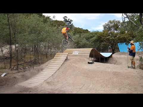 Meehan Skills Park  Test