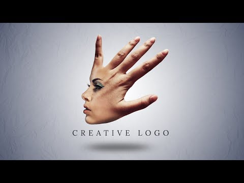 Photoshop Tutorial   Creative Logo Design From Face