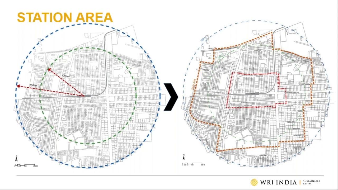 WEBINAR: Understanding TOD Concept, Principles and Design Interventions