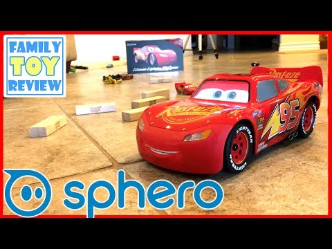 Sphero Ultimate Lightning Mcqueen Cars 3 🔴 Live Toy Review Show - Disney Cars 3 Toys