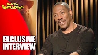 Cooking With Eddie Murphy - 'Mr. Church' Exclusive Interview (2016)