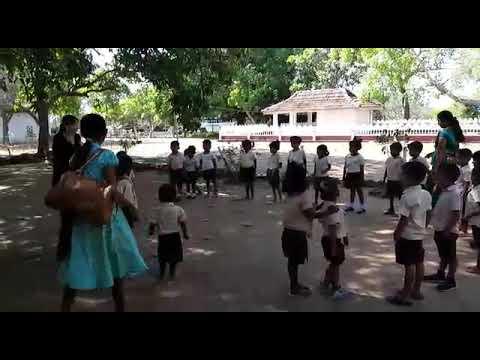 The nursery school in Sri Lanka