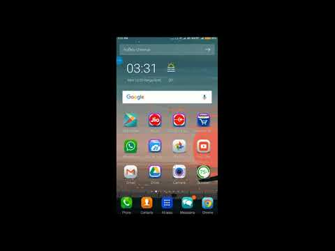 How to Add Google Search Bar in Xiomi Phones