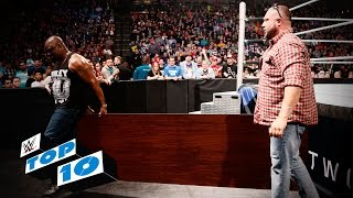 Top 10 SmackDown moments: WWE Top 10, February 11, 2016