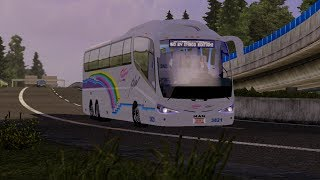 18 wheels of steel haulin mod bus mexico para android