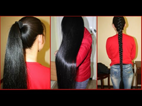 How to Grow Hair Faster - Vitamins for Long Hair Growth