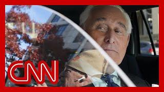 CNN fact-checks false claims Trump made defending Roger Stone
