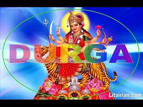 Switchword DURGA MAGIC BEGIN NOW (Goddess Durga English Mantra)