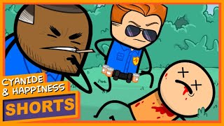 MEDS - Cyanide & Happiness Shorts